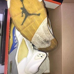 Air Jordan 5 Size 10.5